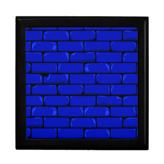 Dark Blue Wall Gift Box