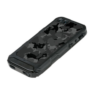 Dark Camo Pattern Incipio ATLAS ID™ iPhone 5 Case