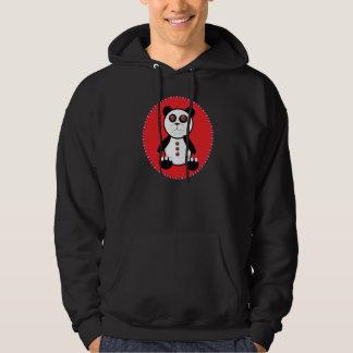 Dark Candy Button Bear Sweatshirt