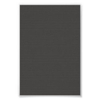 Dark Charcoal Gray Background on a Poster
