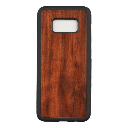 Dark Cherry Wood Case