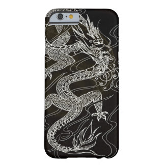 Dark Chinese Dragon Barely There iPhone 6 Case