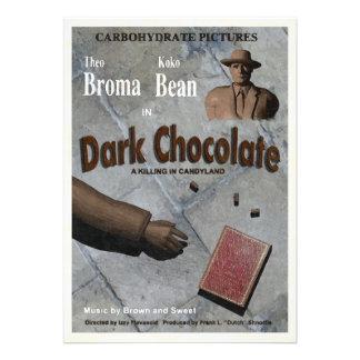 Dark Chocolate Movie Announcement