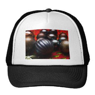 Dark Christmas Cap