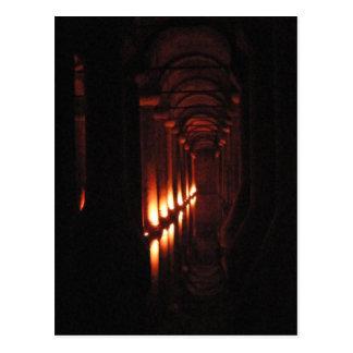 Dark Cistern Postcard