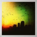 Dark City Sunrise