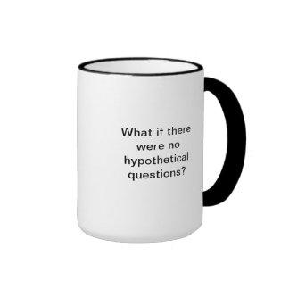 Dark, Coffee! What if... Ringer Coffee Mug