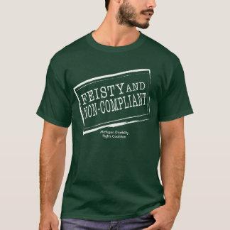 Dark Color Feisty Shirt
