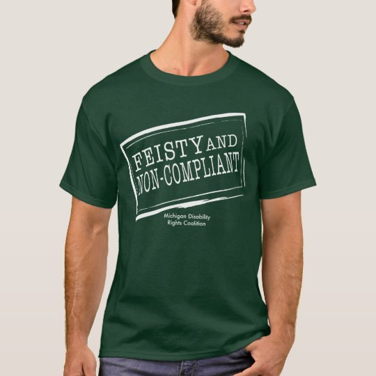 Dark Colour Feisty Shirt