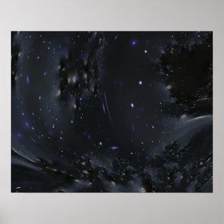 Dark Cosmos Poster