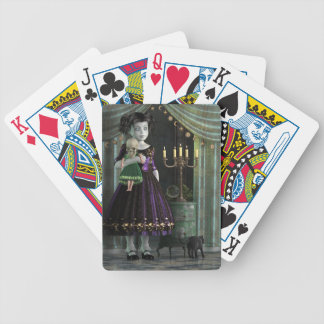 Dark Dawn Bicycle Playing Cards