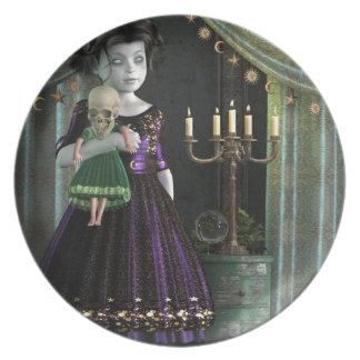 Dark Dawn Plate