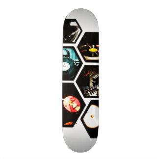 Dark Designs 10 Deck. Skateboard Deck