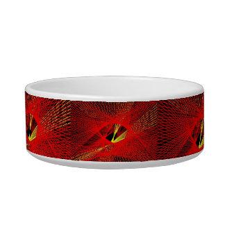 Dark Designs Cat Water Bowl