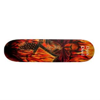 Dark Devil Skate Board