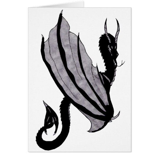 Dark Dragon Card