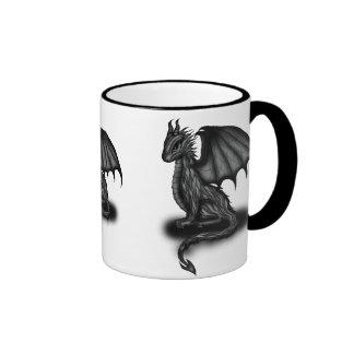Dark Dragon Mugs