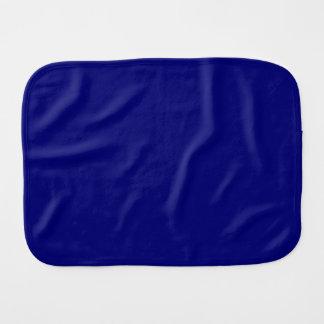 DARK EGYPTIAN BLUE (solid color) ~ Burp Cloths