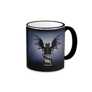 Dark Epic Dragon Mug