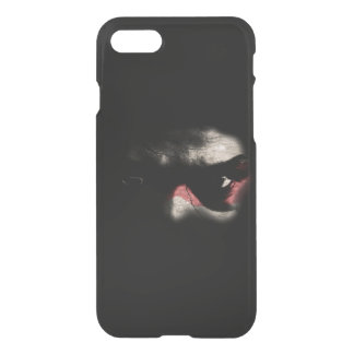 Dark Eyes... iPhone 7 Clearly™ Deflector Case