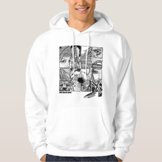 Dark Eyes Of London (light) Hoodie