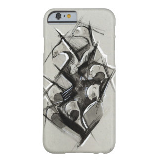 Dark Faces iPhone 6 Case