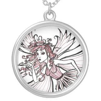 Dark Fairy necklace