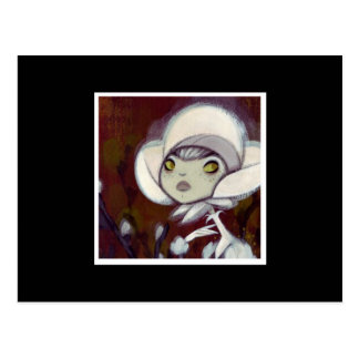 Dark Fairy Tale Character 11 Postcard
