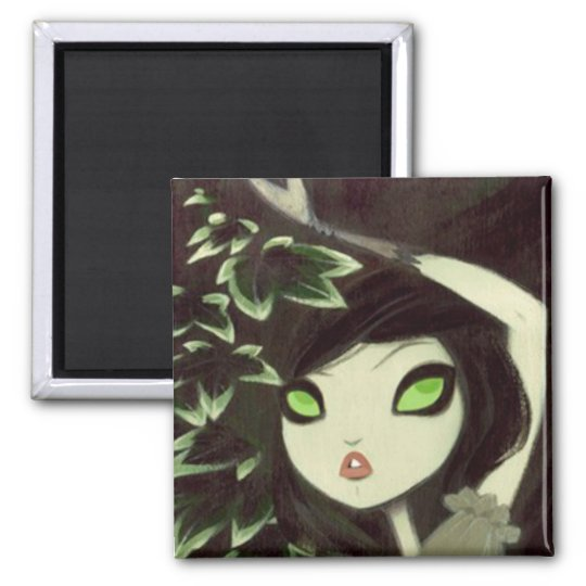 Dark Fairy Tale Character 16 Magnet