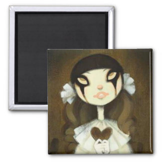 Dark Fairy Tale Character 1 Magnet