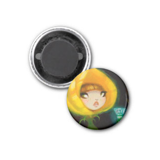 DARK FAIRY TALE CHARACTER 20 3 CM ROUND MAGNET