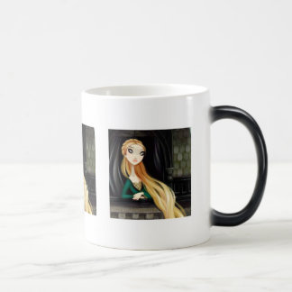 Dark Fairy Tale Character 2 - Rapunzel Coffee Mugs