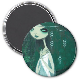 DARK FAIRY TALE CHARACTER 32 7.5 CM ROUND MAGNET