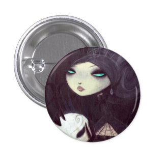 DARK FAIRY TALE CHARACTER 35 3 CM ROUND BADGE