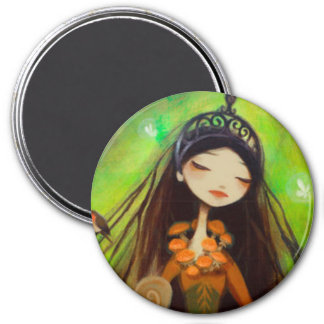 Dark Fairy Tale Character 4 7.5 Cm Round Magnet