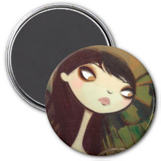 Dark Fairy Tale Character 5 7.5 Cm Round Magnet