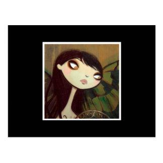 Dark Fairy Tale Character 5 Postcard