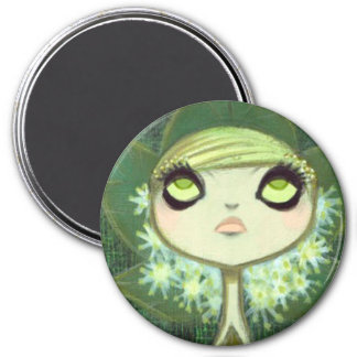 Dark Fairy Tale Character 7 7.5 Cm Round Magnet