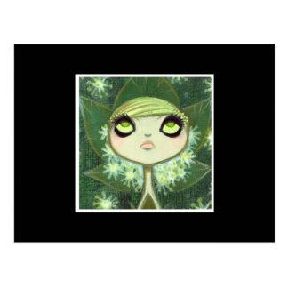Dark Fairy Tale Character 7 Postcard