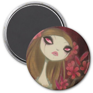 Dark Fairy Tale Character 8 7.5 Cm Round Magnet