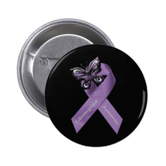 Dark Fibromyalgia Button