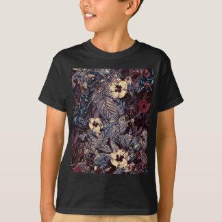 dark flower T-Shirt