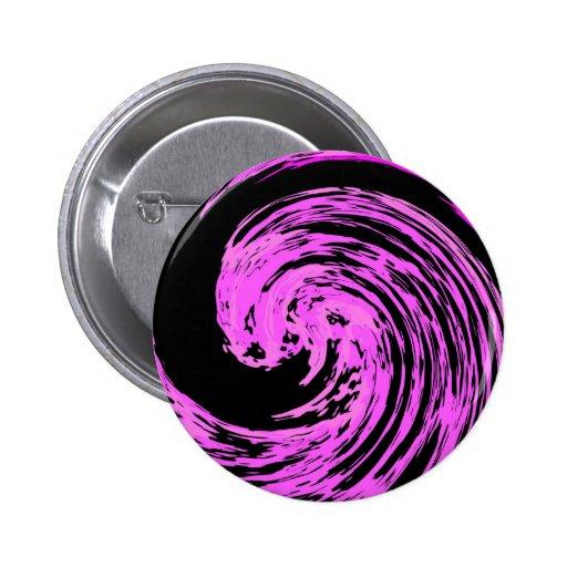 dark foetus button badge