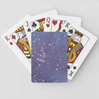 Dark Galaxy Playing Cards