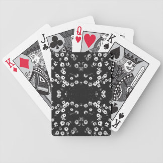 Dark Garden Deck Bicycle Playing Cards
