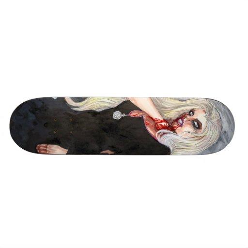 Dark Gift Skateboard