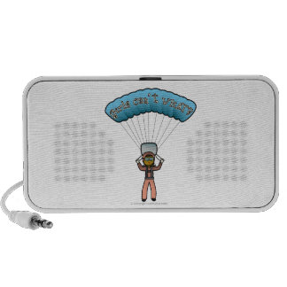 Dark Girl Sky Diver Mp3 Speaker