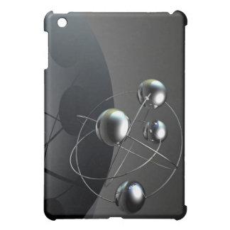 Dark Globes Floating iPad Mini Covers