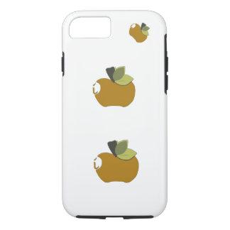 Dark Goldenrod Apple iPhone 8/7 Case