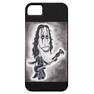 Dark Goth Legend Movie Caricature Drawing Cushion Case For The iPhone 5